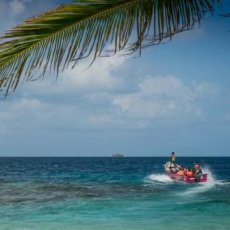 Go on a private tour with us in the San Blas islands in Panama
