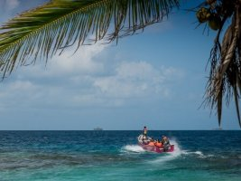 Private tours in the San Blas islands