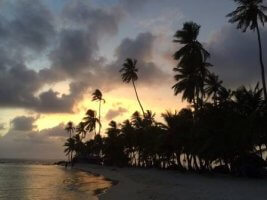 Overnight stay in the San Blas islands