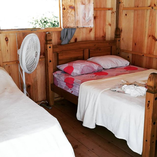 11Interior of a private Cabin on Isla Miriyadup, San Blas Islands, Panama