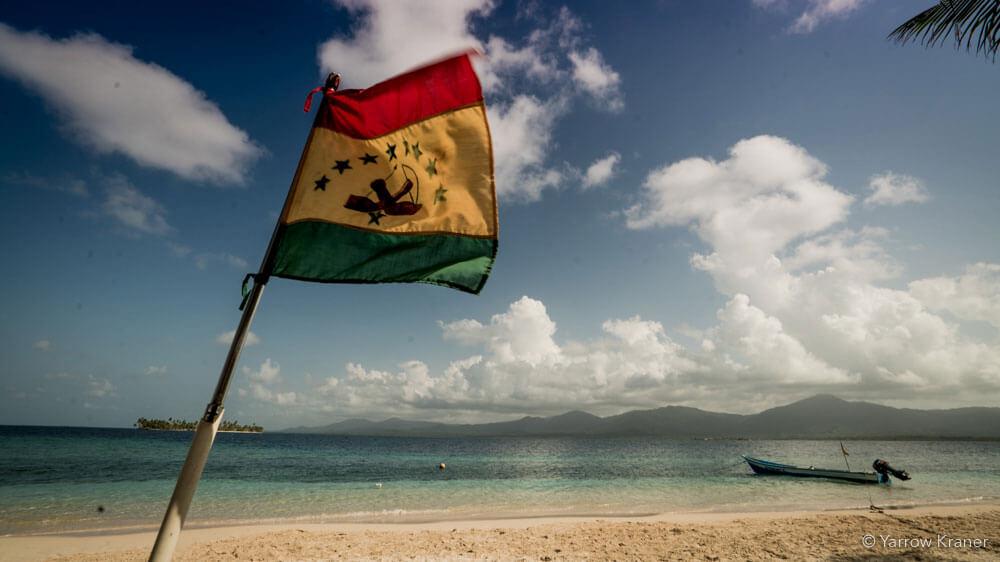11The Kuna flag, San Blas Islands