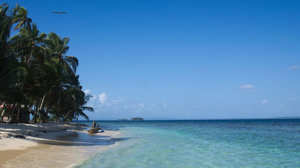 11North side of Isla Iguana, San Blas Islands