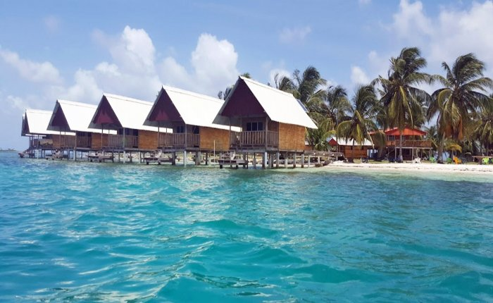 Wailidup Island, San Blas Islands, Panama