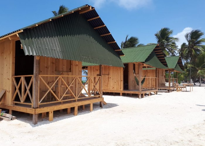 Private Cabin on Isla Miriyadup, San Blas Islands, Panama