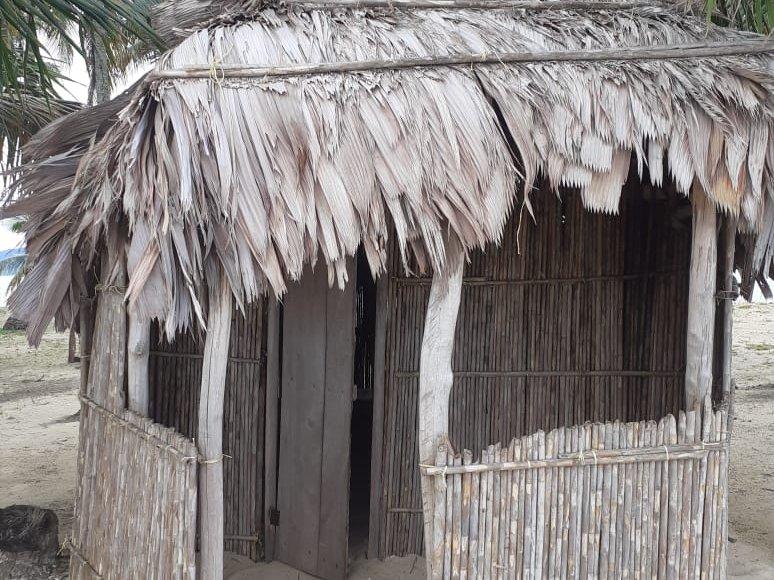 11Cabaña en Isla Iguana