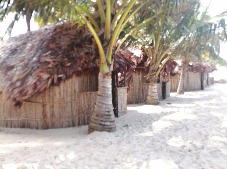 11Cabañas en Isla Iguana